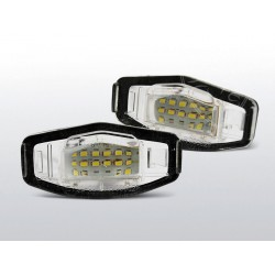 Podświetlenie rejestracji LED Honda Civic VIII