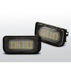 Podświetlenie rejestracji LED Mercedes C-klasa W203