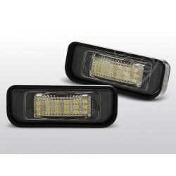 Podświetlenie rejestracji LED Mercedes S-klasa W220