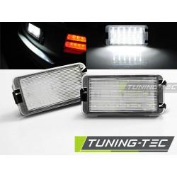Podświetlenie rejestracji LED Seat Toledo III