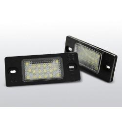 Podświetlenie rejestracji LED Volkswagen Touareg