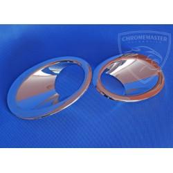 Ramki halogenów Nissan Qashqai +2