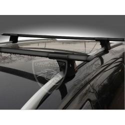 Bagażnik dachowy Runner Black Opel Zafira C Tourer