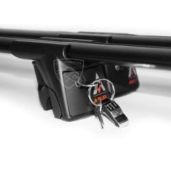 Bagażnik dachowy Runner Black Opel Astra 4 J