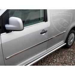 Listwy drzwi bocznych Volkswagen Caddy III FL