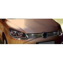 Listwy pod lampy przednie Volkswagen Caddy III FL