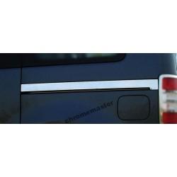 Listwy szyn drzwi bocznych Volkswagen Caddy III FL