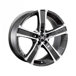 Felgi aluminiowe OZ Sahara 5 8x18 ET35 5x150 110.6