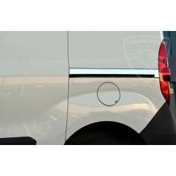 Listwy drzwi suwanych Opel Combo D
