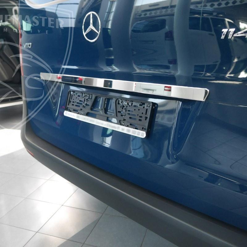 Listwa nad tablice rejestracyjną Mercedes Vito / Viano W447