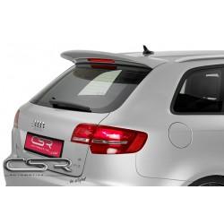 Spoiler tylne skrzydło spojlera Audi A3 8P 5DR S-LINE
