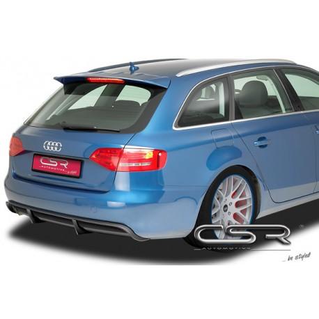 Topnotch Spoiler tylne skrzydło spojlera Audi A4 B8 Avant - Chromemaster HW53