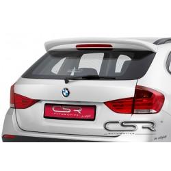 Spoiler tylne skrzydło spojlera BMW X1 E84