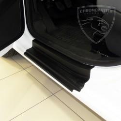 Nakładki progowe ABS Peugeot Partner 2