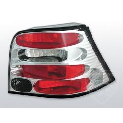 Lampy tylne Chrome Volkswagen Golf 4 Hatchback
