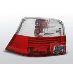 Lampy tylne Red White Volkswagen Golf 4 Hatchback
