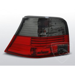 Lampy tylne Red Smoke Volkswagen Golf 4 Hatchback