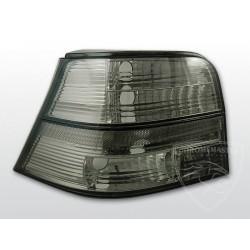 Lampy tylne Crystal Smoke Volkswagen Golf 4 Hatchback