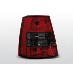 Lampy tylne Red Smoke Volkswagen Golf 4 Kombi