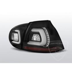 Lapmy tylne diodowe Black Led Bar Volkswagen Golf 5 Hatchback