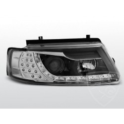 Lampy przednie Daylight Black Volkswagen Passat B5