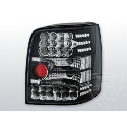Lampy tylne Black Led Volkswagen Passat B5 Kombi