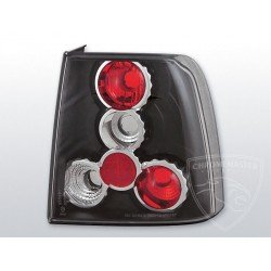 Lampy tylne Black Volkswagen Passat B5 Sedan