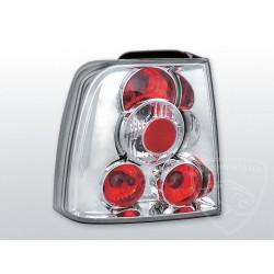 Lampy tylne Chrome Volkswagen Passat B5 Sedan