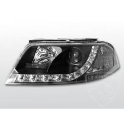 Lampy przednie Daylight Black Volkswagen Passat B5 FL