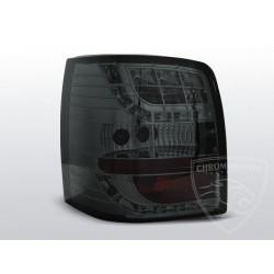 Lampy tylne Smoke Led Volkswagen Passat B5 FL Kombi