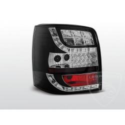 Lampy tylne Black Led Indicator Volkswagen Passat B5 FL Kombi