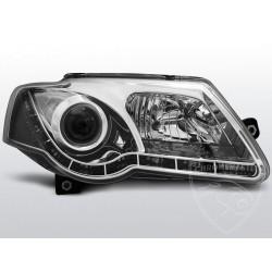 Lampy przednie Daylight Chrome Volkswagen Passat B6