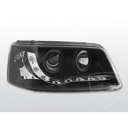 Lampy przednie Daylight Black Volkswagen T5