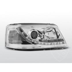 Lampy przednie Daylight Chrome Volkswagen T5