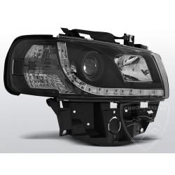 Lampy przednie Daylight Black Volkswagen T4
