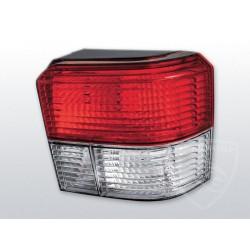 Lampy tylne Red White Volkswagen T4