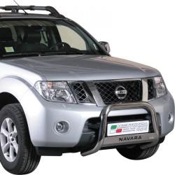Orurowanie przednie z homologacją EC Nissan Navara D40 63 mm