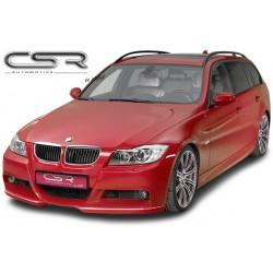 Przedni spoiler BMW E91 E90 Touring