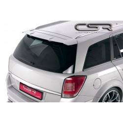 Spoiler tylne skrzydło spojlera Opel Astra 3 H
