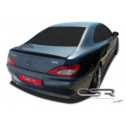 Spoiler tylne skrzydło spojlera Peugeot 406 Coupé