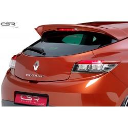 Spoiler tylne skrzydło spojlera Renault Megane