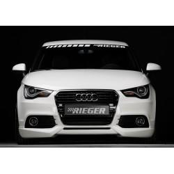 Dokładka przedniego zderzaka Audi A1 8X