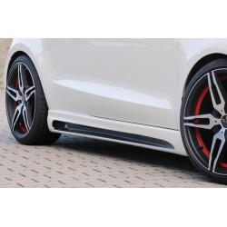 Dokładka progów Carbon Audi A1 8X