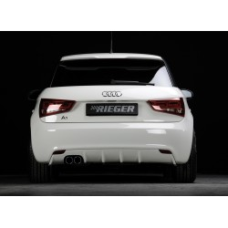 Dyfuzor tylni Audi A1 8X