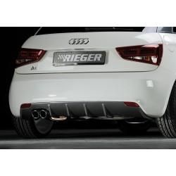 Dyfuzor tylni Carbon Look Audi A1 8X