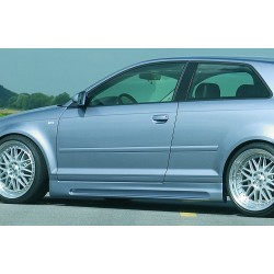 Dokładki progów Audi A3 8P 3DR