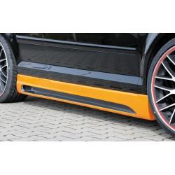Dokładki progów Carbon Look Audi A3 8P 3DR