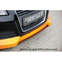 Hokej dokładki przedniego zderzaka Carbon Look Audi A3 8P 2008+