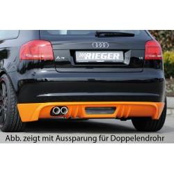 Dokładka tylnego zderzaka Audi A3 8P 3DR 2008+