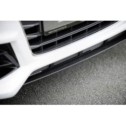 Hokej przedniego zderzaka Carbon Look Audi A3 8V